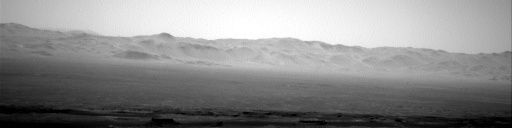 NASA's Mars rover Curiosity acquired this image using its Right Navigation Cameras (Navcams) on Sol 1852