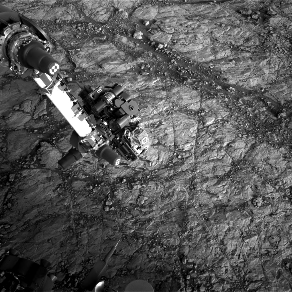 Sol 1858-1860: A Working Weekend