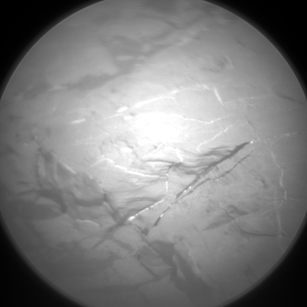 Nasa's Mars rover Curiosity acquired this image using its Chemistry & Camera (ChemCam) on Sol 1862, at drive 1804, site number 66