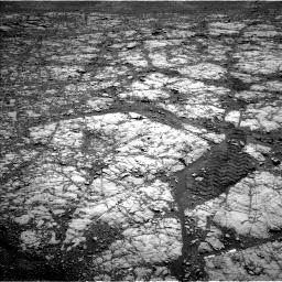 Nasa's Mars rover Curiosity acquired this image using its Left Navigation Camera on Sol 1864, at drive 1810, site number 66