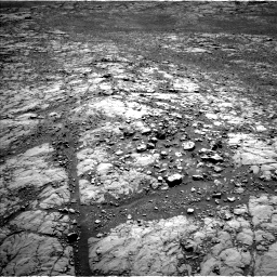 Nasa's Mars rover Curiosity acquired this image using its Left Navigation Camera on Sol 1864, at drive 1846, site number 66