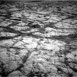 Nasa's Mars rover Curiosity acquired this image using its Left Navigation Camera on Sol 1864, at drive 1978, site number 66