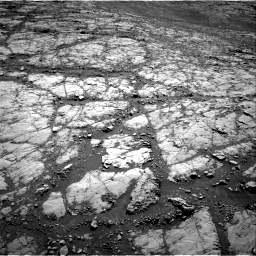 Nasa's Mars rover Curiosity acquired this image using its Right Navigation Camera on Sol 1864, at drive 1870, site number 66