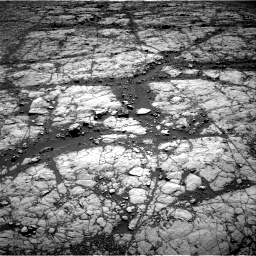 Nasa's Mars rover Curiosity acquired this image using its Right Navigation Camera on Sol 1864, at drive 1888, site number 66