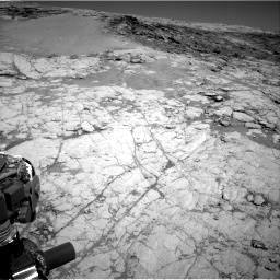 Nasa's Mars rover Curiosity acquired this image using its Right Navigation Camera on Sol 1864, at drive 1918, site number 66