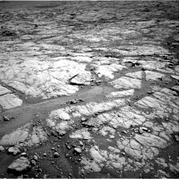 Nasa's Mars rover Curiosity acquired this image using its Right Navigation Camera on Sol 1864, at drive 1924, site number 66