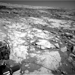 Nasa's Mars rover Curiosity acquired this image using its Right Navigation Camera on Sol 1864, at drive 1954, site number 66