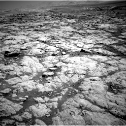 Nasa's Mars rover Curiosity acquired this image using its Right Navigation Camera on Sol 1864, at drive 1966, site number 66