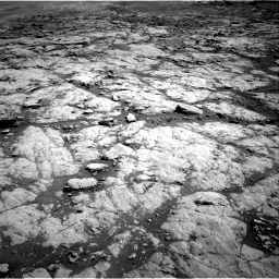 Nasa's Mars rover Curiosity acquired this image using its Right Navigation Camera on Sol 1864, at drive 1972, site number 66
