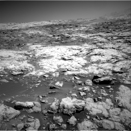 Nasa's Mars rover Curiosity acquired this image using its Right Navigation Camera on Sol 1864, at drive 1990, site number 66