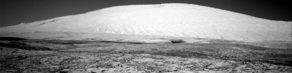 Nasa's Mars rover Curiosity acquired this image using its Right Navigation Camera on Sol 1866, at drive 1994, site number 66
