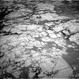 Nasa's Mars rover Curiosity acquired this image using its Left Navigation Camera on Sol 1867, at drive 2036, site number 66