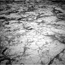 Nasa's Mars rover Curiosity acquired this image using its Left Navigation Camera on Sol 1867, at drive 2108, site number 66