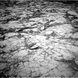 Nasa's Mars rover Curiosity acquired this image using its Left Navigation Camera on Sol 1867, at drive 2120, site number 66
