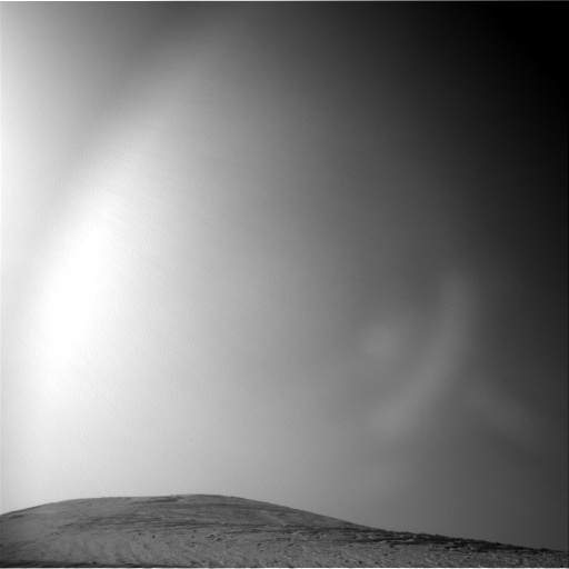 Nasa's Mars rover Curiosity acquired this image using its Right Navigation Camera on Sol 1867, at drive 1994, site number 66