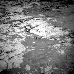 Nasa's Mars rover Curiosity acquired this image using its Right Navigation Camera on Sol 1867, at drive 2024, site number 66