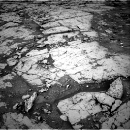 Nasa's Mars rover Curiosity acquired this image using its Right Navigation Camera on Sol 1867, at drive 2060, site number 66