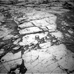 Nasa's Mars rover Curiosity acquired this image using its Right Navigation Camera on Sol 1867, at drive 2072, site number 66