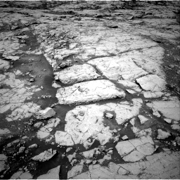 Nasa's Mars rover Curiosity acquired this image using its Right Navigation Camera on Sol 1867, at drive 2078, site number 66