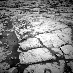 Nasa's Mars rover Curiosity acquired this image using its Right Navigation Camera on Sol 1867, at drive 2084, site number 66