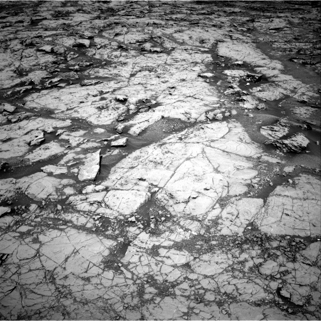 Nasa's Mars rover Curiosity acquired this image using its Right Navigation Camera on Sol 1867, at drive 2132, site number 66