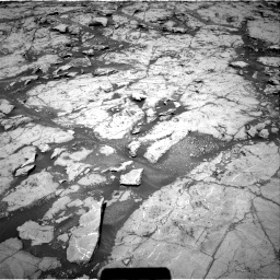 Nasa's Mars rover Curiosity acquired this image using its Right Navigation Camera on Sol 1867, at drive 2144, site number 66
