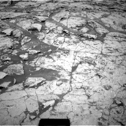 Nasa's Mars rover Curiosity acquired this image using its Right Navigation Camera on Sol 1867, at drive 2162, site number 66