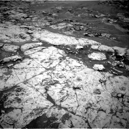 Nasa's Mars rover Curiosity acquired this image using its Right Navigation Camera on Sol 1869, at drive 2192, site number 66