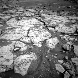 Nasa's Mars rover Curiosity acquired this image using its Right Navigation Camera on Sol 1869, at drive 2252, site number 66