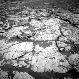 Nasa's Mars rover Curiosity acquired this image using its Right Navigation Camera on Sol 1869, at drive 2264, site number 66