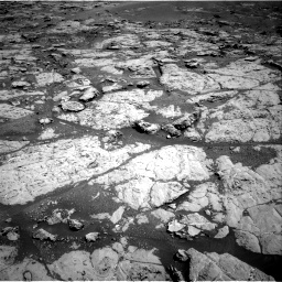 Nasa's Mars rover Curiosity acquired this image using its Right Navigation Camera on Sol 1869, at drive 2270, site number 66