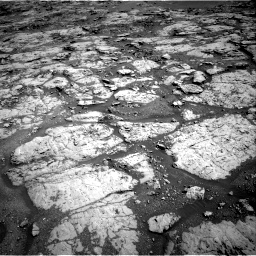 Nasa's Mars rover Curiosity acquired this image using its Right Navigation Camera on Sol 1869, at drive 2282, site number 66