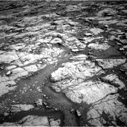Nasa's Mars rover Curiosity acquired this image using its Right Navigation Camera on Sol 1869, at drive 2288, site number 66