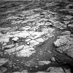 Nasa's Mars rover Curiosity acquired this image using its Right Navigation Camera on Sol 1869, at drive 2294, site number 66