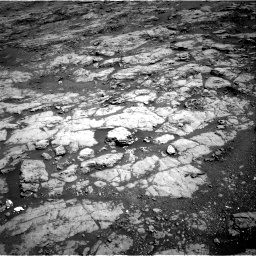 Nasa's Mars rover Curiosity acquired this image using its Right Navigation Camera on Sol 1869, at drive 2300, site number 66