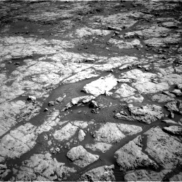 Nasa's Mars rover Curiosity acquired this image using its Right Navigation Camera on Sol 1871, at drive 2336, site number 66