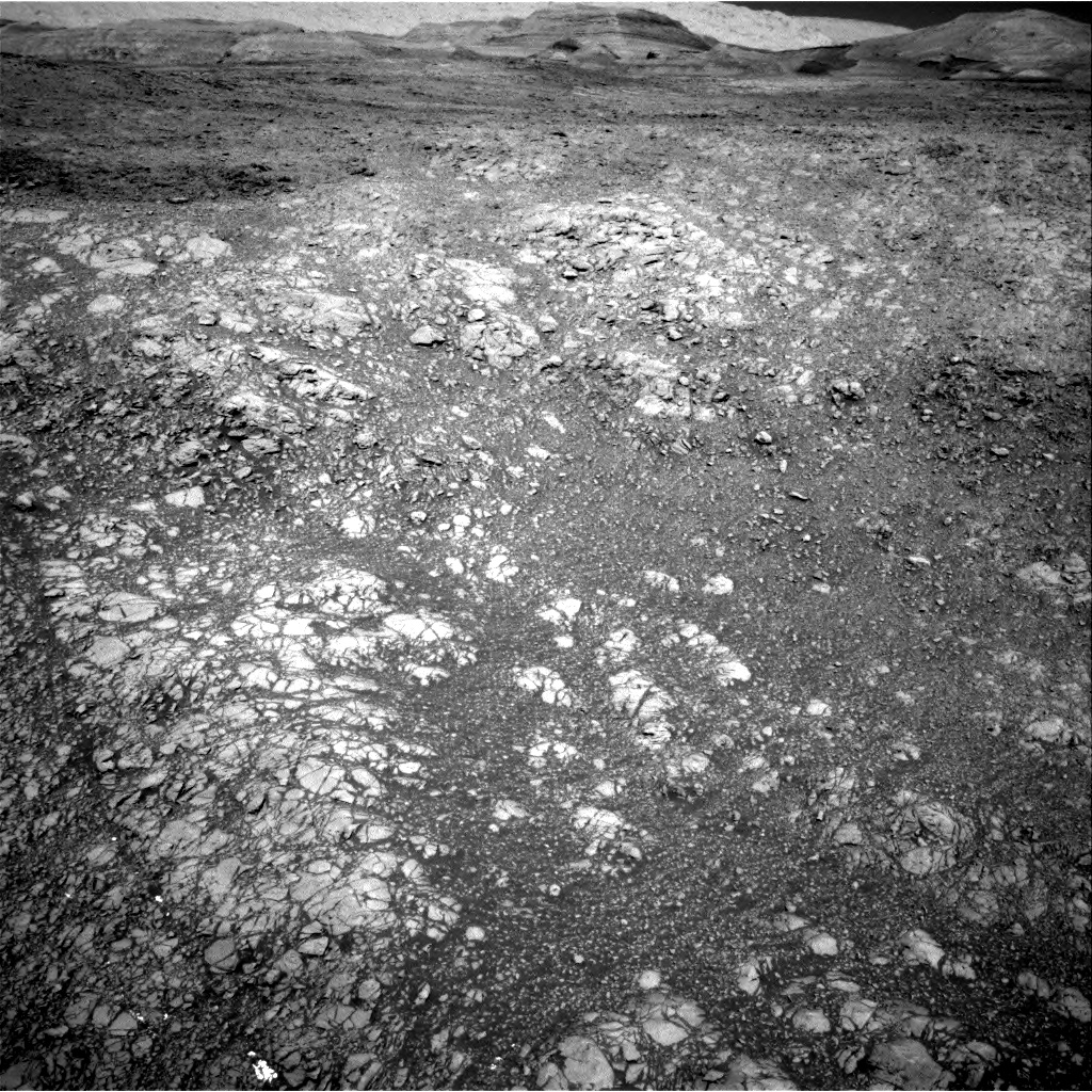 Nasa's Mars rover Curiosity acquired this image using its Right Navigation Camera on Sol 1871, at drive 2366, site number 66