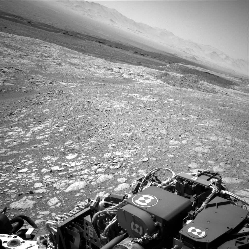Nasa's Mars rover Curiosity acquired this image using its Right Navigation Camera on Sol 1873, at drive 2430, site number 66