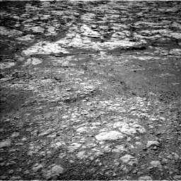 Nasa's Mars rover Curiosity acquired this image using its Left Navigation Camera on Sol 1877, at drive 2520, site number 66