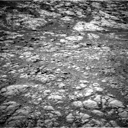 Nasa's Mars rover Curiosity acquired this image using its Left Navigation Camera on Sol 1877, at drive 2544, site number 66