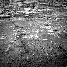 Nasa's Mars rover Curiosity acquired this image using its Right Navigation Camera on Sol 1877, at drive 2484, site number 66