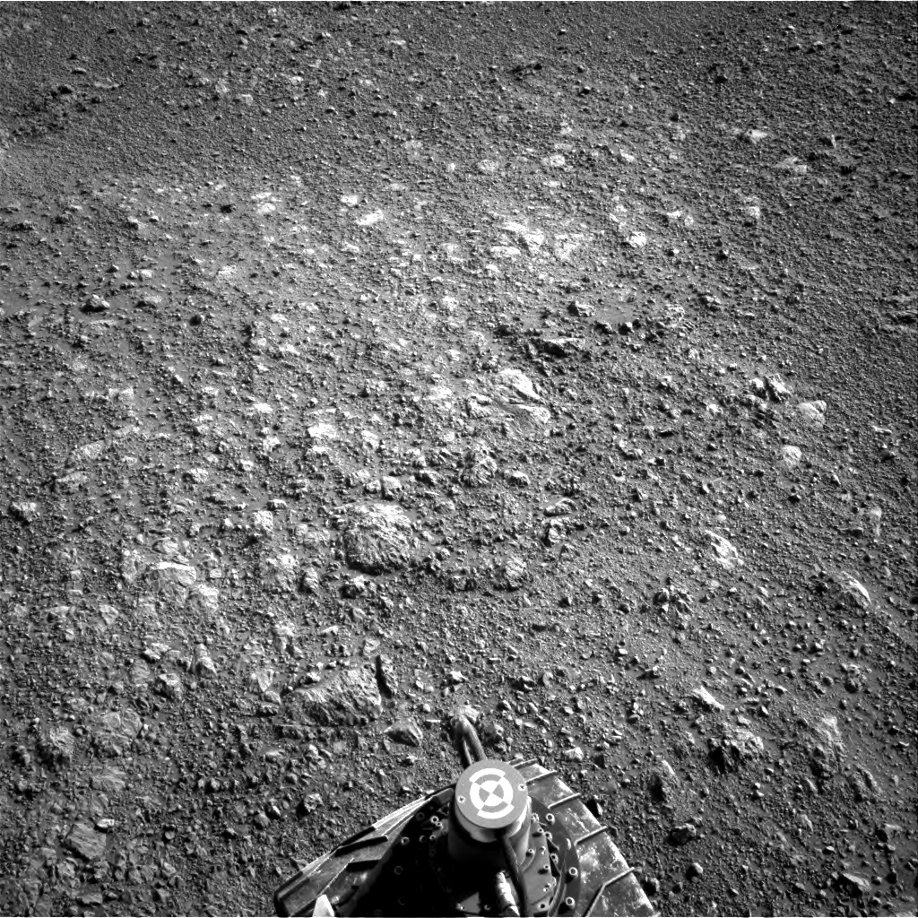 NASA's Mars rover Curiosity acquired this image using its Right Navigation Cameras (Navcams) on Sol 1877