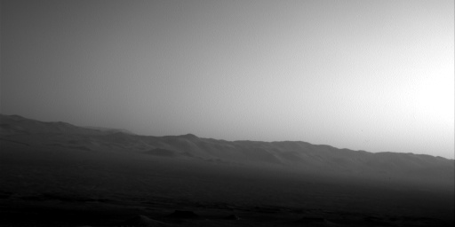 Nasa's Mars rover Curiosity acquired this image using its Right Navigation Camera on Sol 1886, at drive 0, site number 67