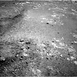 Nasa's Mars rover Curiosity acquired this image using its Left Navigation Camera on Sol 1887, at drive 72, site number 67