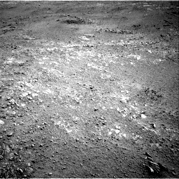 Nasa's Mars rover Curiosity acquired this image using its Right Navigation Camera on Sol 1887, at drive 114, site number 67