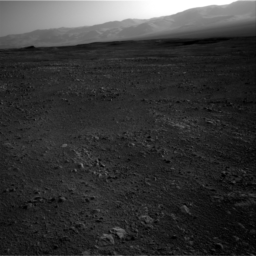 Nasa's Mars rover Curiosity acquired this image using its Right Navigation Camera on Sol 1887, at drive 216, site number 67