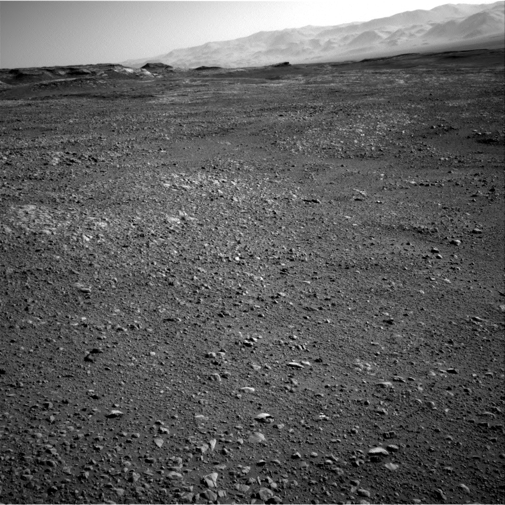 Nasa's Mars rover Curiosity acquired this image using its Right Navigation Camera on Sol 1889, at drive 490, site number 67