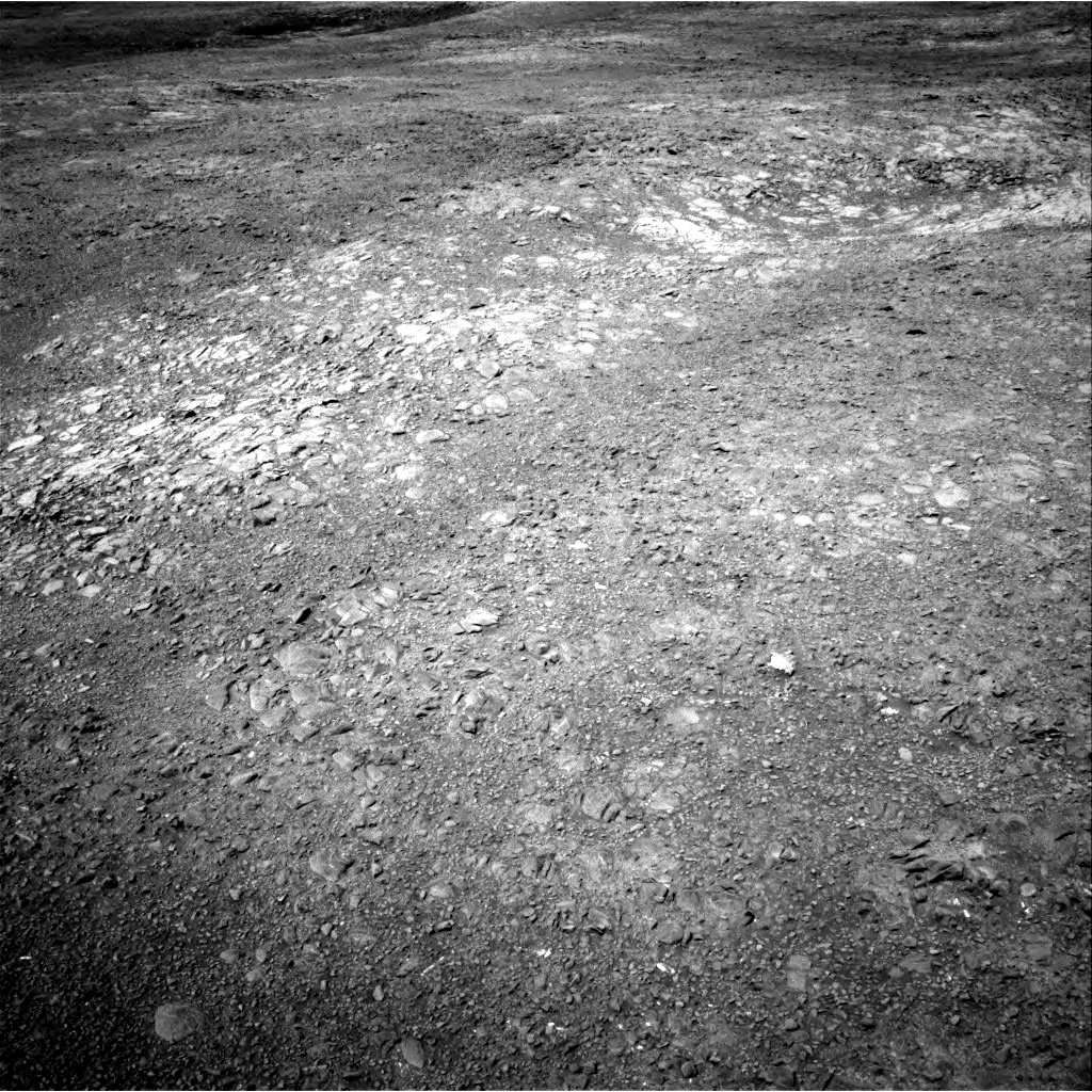 Nasa's Mars rover Curiosity acquired this image using its Right Navigation Camera on Sol 1891, at drive 550, site number 67