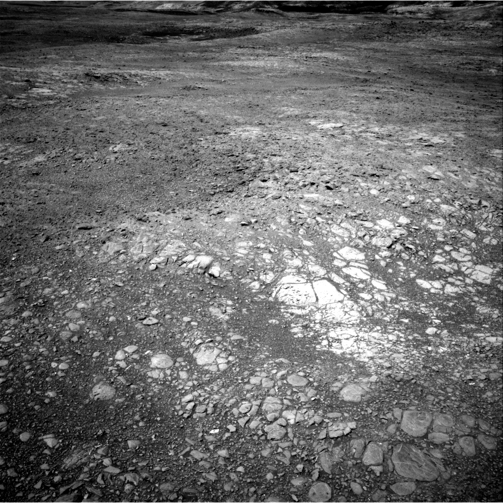 Nasa's Mars rover Curiosity acquired this image using its Right Navigation Camera on Sol 1891, at drive 604, site number 67