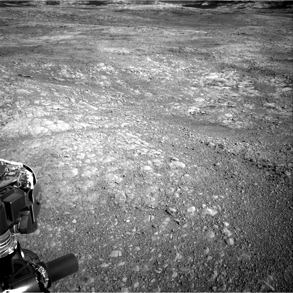 Nasa's Mars rover Curiosity acquired this image using its Right Navigation Camera on Sol 1891, at drive 650, site number 67